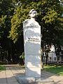 Пам'ятник нескореним полтавчанам,Полтава, ріг вулиць Дзержинського і Паризької комуни DSC05595 02.JPG