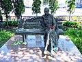 Памятник Коста Хетагурову у входа.jpg