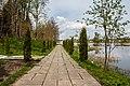 Парк біля садиби графа Ходкевича.смт.Млинів 04.jpg