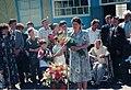Перед музеем А. Мубарякова. Ассы. 1997.jpg
