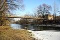 Подвесной пешеходный мост - panoramio - Oleg Seliverstov (1).jpg