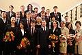 Президент РФ с чемпионами и призёрами олимпийских игр 2010 года в Ванкувере.jpeg