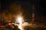 Пуск ракеты-носителя «Союз-2» с космодрома Плесецк 2018-11-10.jpg