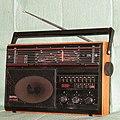 Радиоприемник Верас РП-225 (Белоруссия).JPG