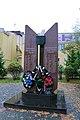 Рівне, Пам'ятний знак волинським чехам, які загинули у роки Другої світової війни.jpg