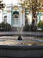 Сад с фонтаном у Зимнего дворца 3.JPG
