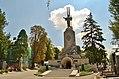 Спомен костурница руском војницима погинулим уПрвом светском рату, Ново Гробље у Београду DSC 2359.jpg