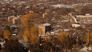 Parpi Place in Aragatsotn, Armenia