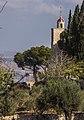נוף לכיוון של הכנסייה האורתודוקסית בהר תבור.jpg