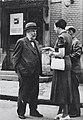 ציריך - מנחם אוסישקין בימי הקונגרס בציריך, בשנת 1937-JNF039278.jpeg