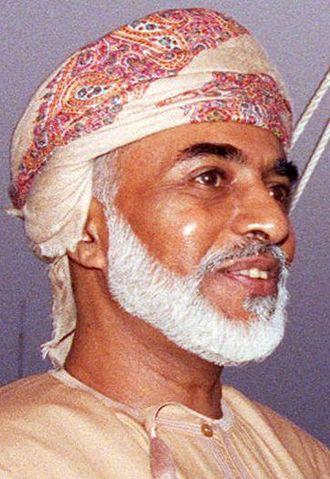 Qaboos bin Said al Said - Image: السلطان قابوس