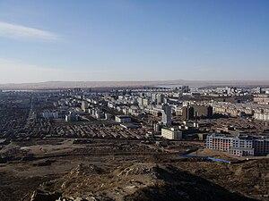 Wuhai - Cityscape of Wuhai
