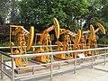 南京绿博园石油园抽油机模型 - panoramio.jpg