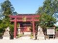 吉野町吉野山 威徳天満宮(金峯山寺境内社) 2011.6.28 - panoramio.jpg