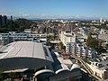 永山駅前のマンションから谷戸の方向を望む121009.jpg