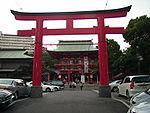 生田神社鳥居IMG 0964.JPG