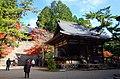 神護寺五大堂 京都市右京区 Jingoji 2013.11.21 - panoramio.jpg