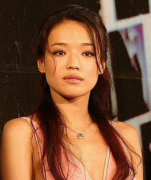 Shu Qi - Shu Qi at the premiere of Three Times in Taipei in 2005.