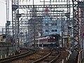 近鉄南大阪線 河内天美駅 Kawachi-Amami station, Kintetsu Minami-Osaka line 2012.1.14 - panoramio.jpg
