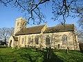 -2020-02-07 South Elevation of Saint Nicholas Church, Trunch Road, Swafield.JPG