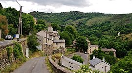 The village of Rousses