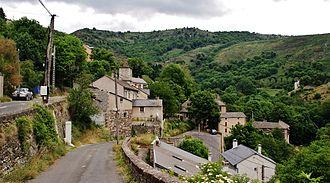 Rousses - The village of Rousses
