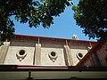 0160Baroque façade of Saint Augustine Church of Baliuag Bells 02.jpg
