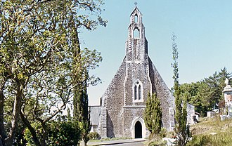 Diocese of St Helena - Saint Paul's Cathedral, Saint Helena