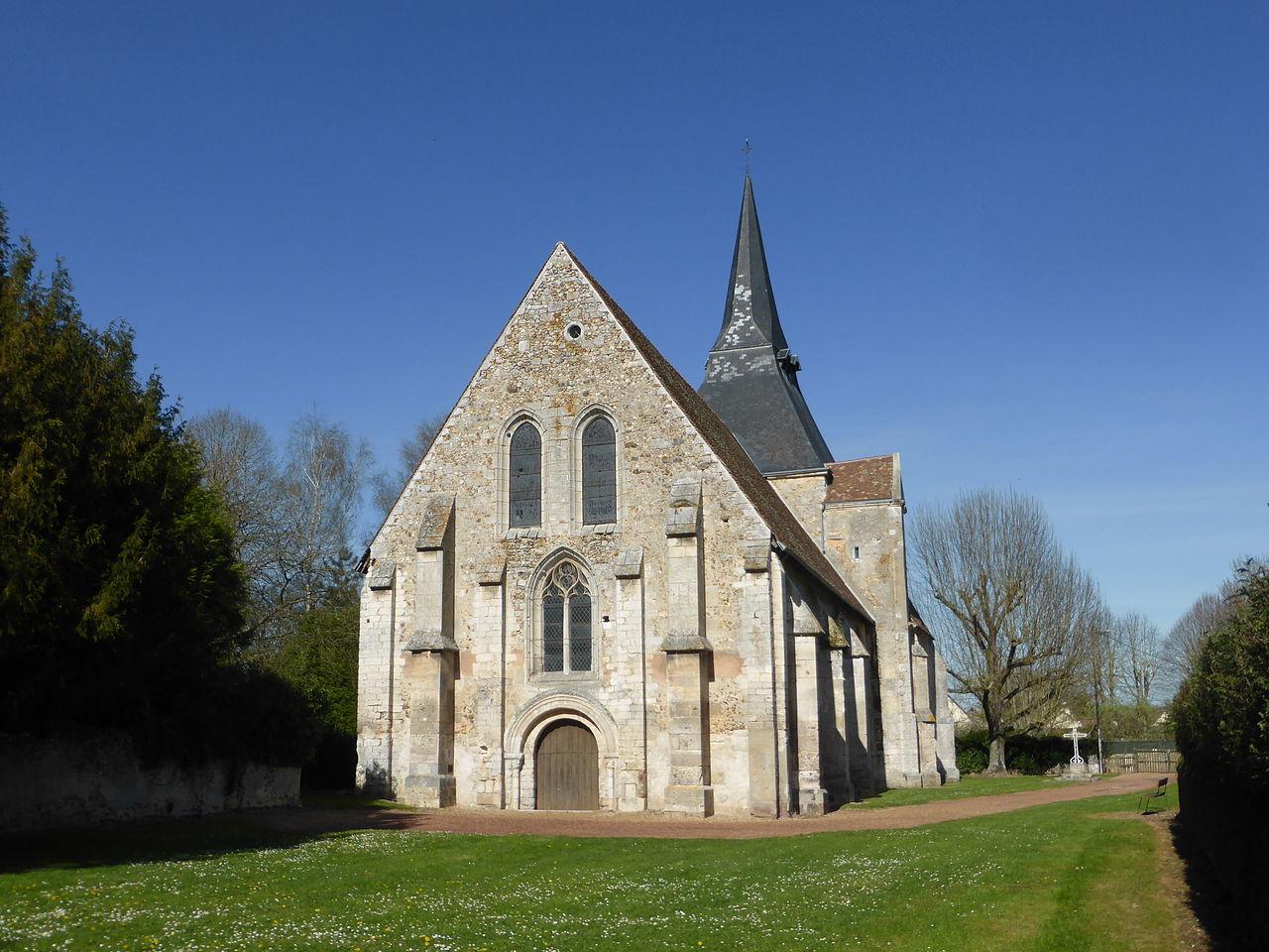 Église Saint-Blaise Inscrit MH (2013)[1].