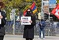 09 Protesters in Geneva demand the release of Armenian POWs, 15 April 2021.jpg