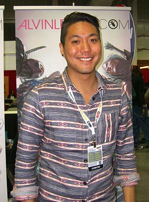 Alvin Lee (comics) - Lee at the 2012 New York Comic Con