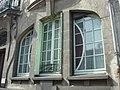 10 rue de Ceyrat, Immeuble Art Déco, fenêtre, Clermont-Ferrand.jpg