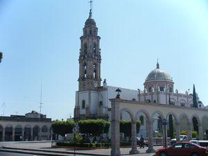 Uriangato - San Miguel Arcángel's church