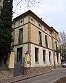 125 Casa Fèlix Fages, façana Passeig 9 (la Garriga).JPG