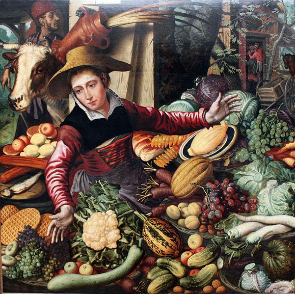 File:1567 Aertsen Marktfrau am Gemuesestand anagoria.JPG