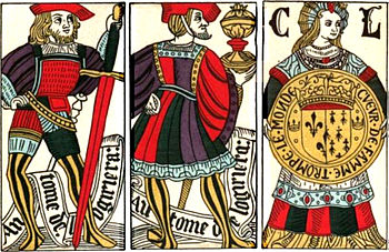 English: A Spanish Deck of Cards (1495-1518)