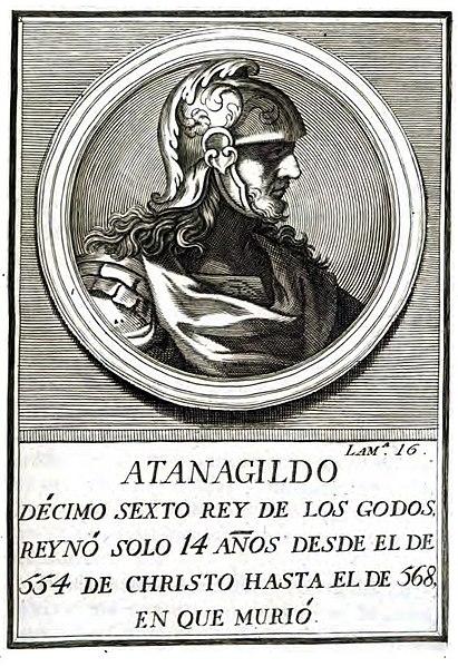 Atanagildo