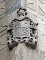 167 Can Mir, c. Ample 9 (Canet de Mar), escut d'armes.JPG