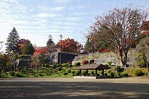 Morioka Domain - Ruins of Morioka Castle