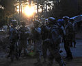 173rd Airborne Brigade Mission Rehearsal Exercise - hasty attack training (6984842041).jpg