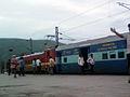 17488 Tirumala Express at Visakhapatnam 04.jpg