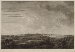 1781 Boston RoadToDorchester byDesBarres