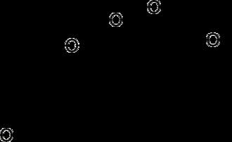 Aldosterone synthase - Image: 18 hydroxycorticosteron e