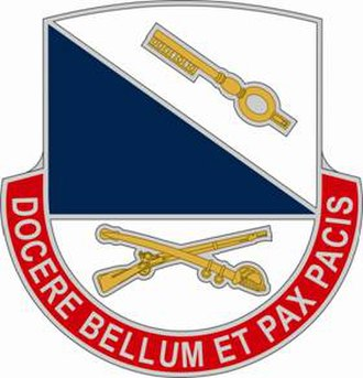91st Division (United States) - Image: 181Infantry Bde DUI