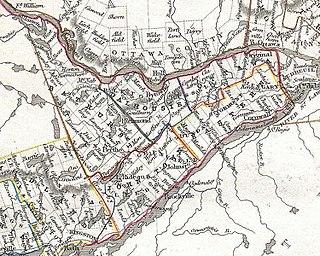 Carleton County, Ontario historic county in Ontario, Canada
