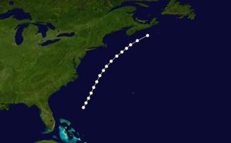 1875 Atlantic hurricane season - Image: 1875 Atlantic hurricane 1 track