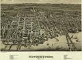 1880 map NewburyportMA byBigelow BPL M8703.png
