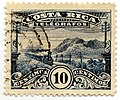 1907 10c telegraph stamp of Costa Rica.jpg