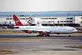 191ac - Virgin Atlantic Airbus A340-311, G-VFLY@LHR,19.10.2002 - Flickr - Aero Icarus.jpg