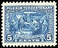 1920USstamp5centPilgrimTercentenarySigningCompact.jpg